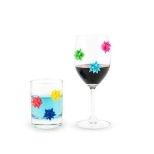 Identificadores de botellas, vasos & copas